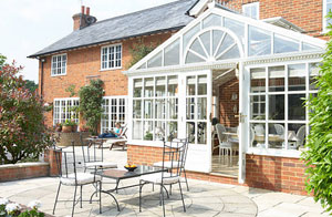 Conservatory Extensions Washington
