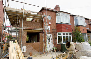 House Extensions Wrexham Wales